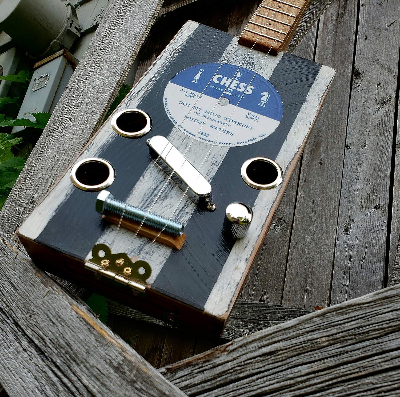 Got My Mojo - Guitarra para cigarros: Amazon.es: Instrumentos ...