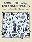 3,800 Early Advertising Cuts: Deberny Type Foundry