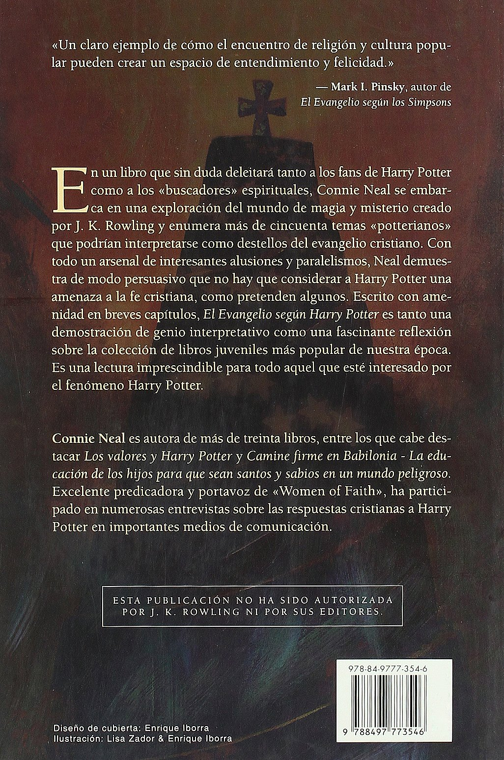 Amazon.com: El Evangelio Segun Harry Potter/ the Gospel According to Harry Potter: La Espiritualidad En Las Aventuras Del Buscador Mas Famoso Del Mundo/ ...