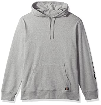 66f3fcfc10 Dickies Men's Regular Fit Hooded Fleece Pullover at Amazon Men's Clothing  store: