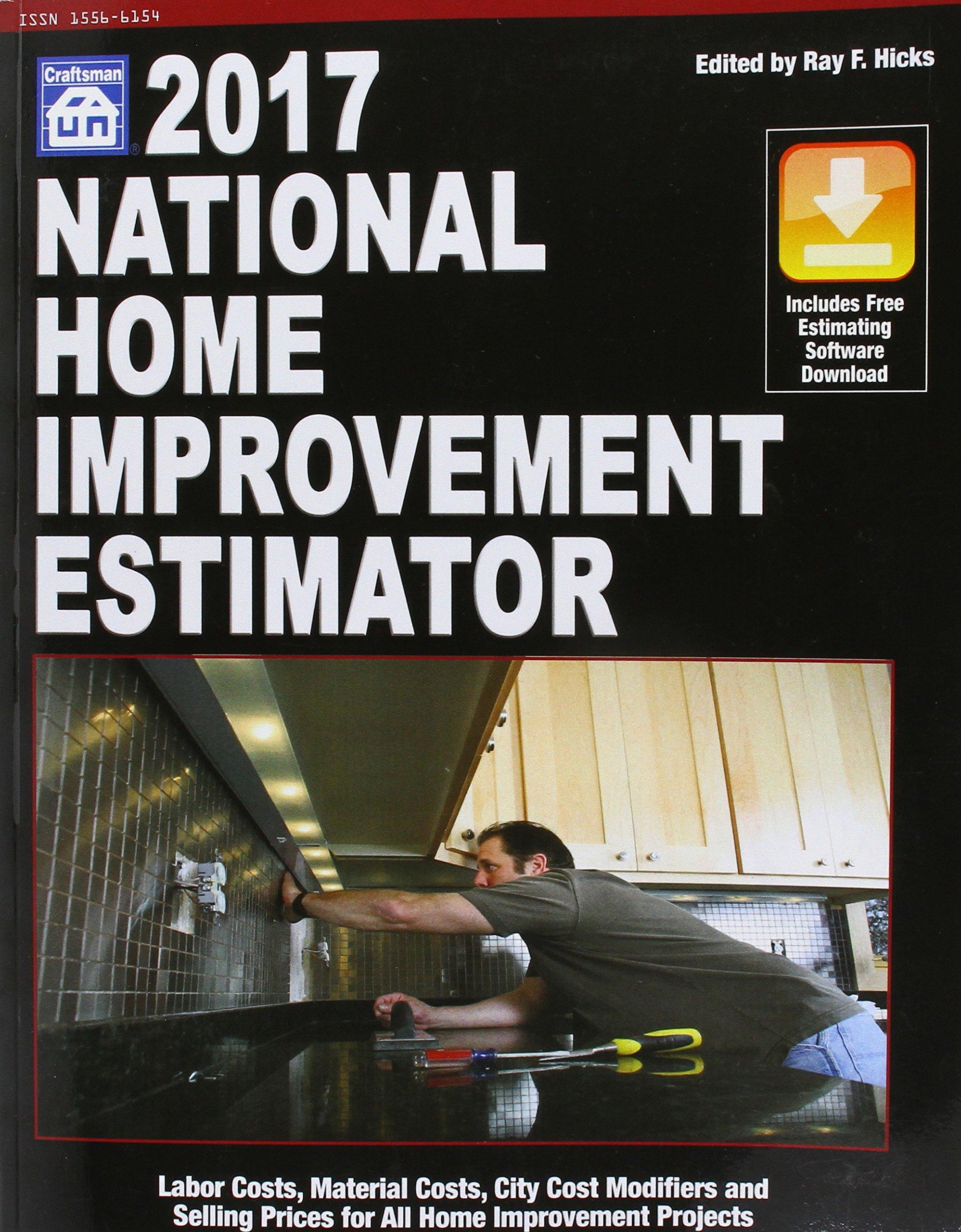 National Home Improvement Estimator 2017
