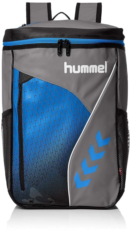 [ヒュンメル] リュック ターポリンバックパック HFB6086 B079GVLXK7 グレー*ブルー (9560) グレー*ブルー (9560)