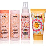 amika Limited Edition Thirst Trap Holiday travel Hair Care Set