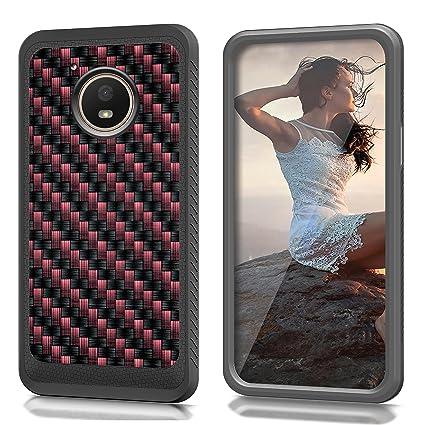 quality design d1139 ca154 Amazon.com: Moto E4 Case, CASECREATOR[TM] for Motorola Moto E4 ...