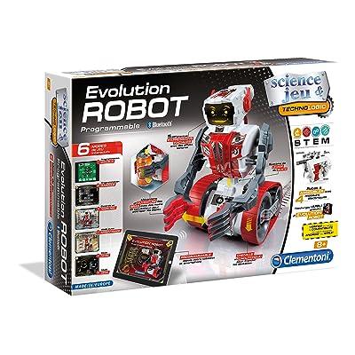 Clementoni 52261Robot Evolución
