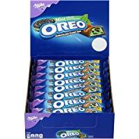Deals on 24-Count Oreo Mint Chocolate Candy Bar 1.44 Oz.
