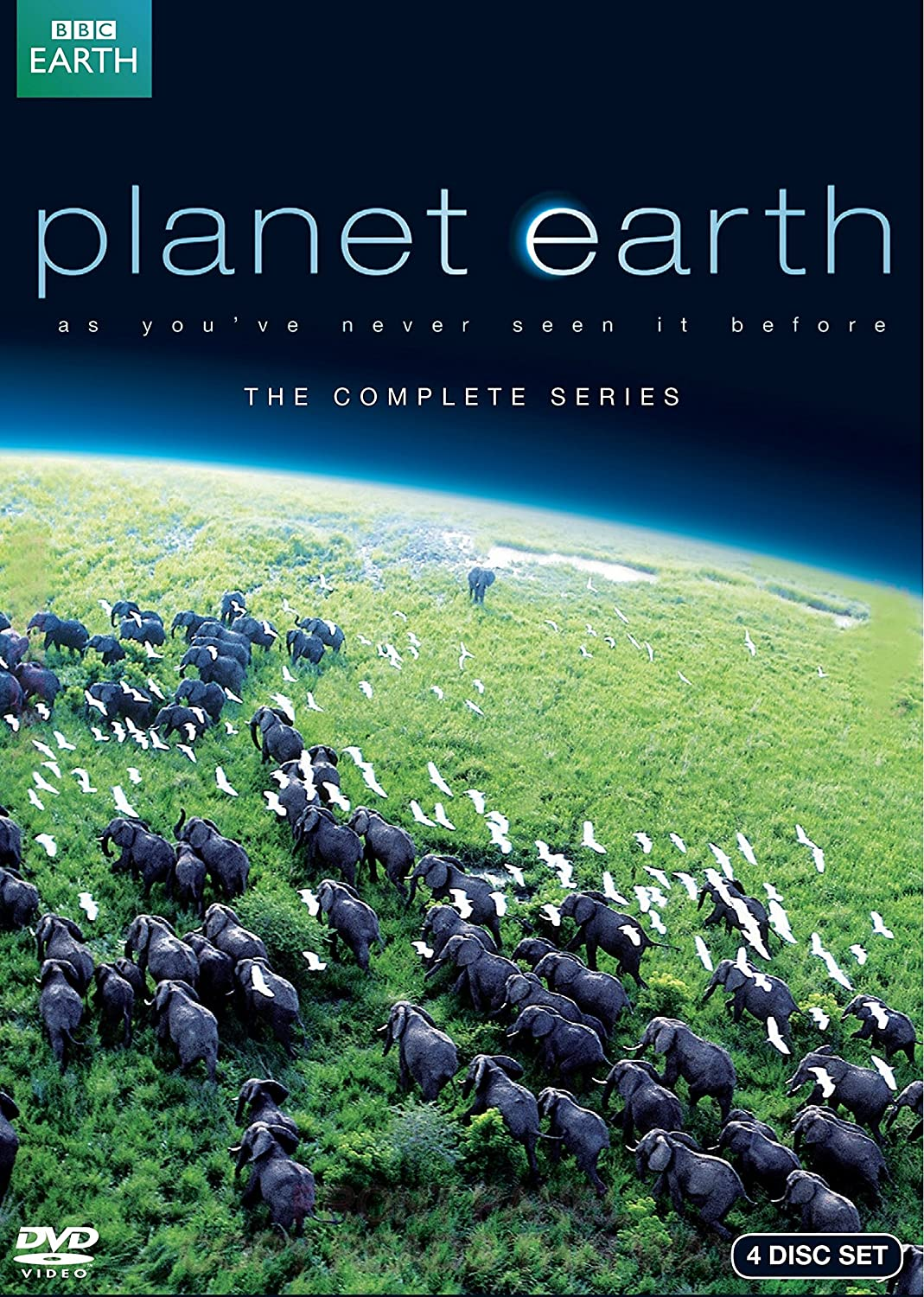 Amazon.com: Planet Earth: The Complete Series (Repackage/DVD): Various, Various: Movies & TV