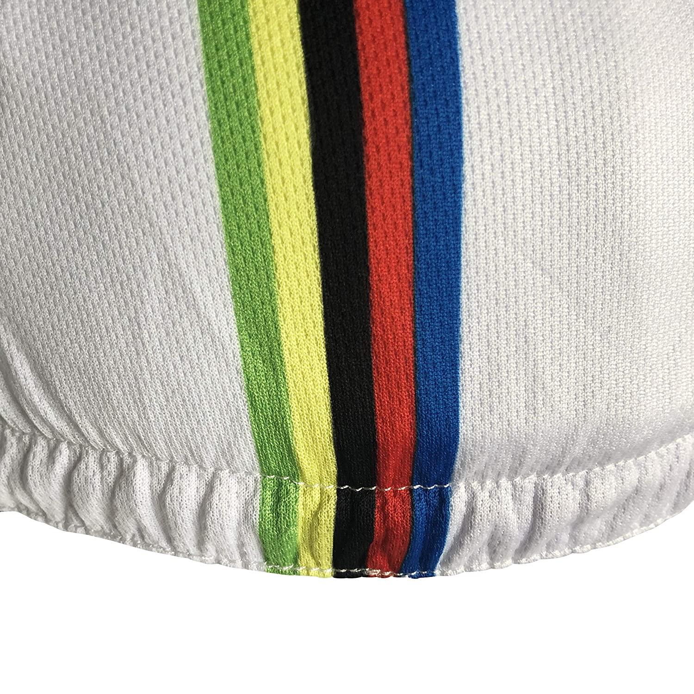 HYSENM Cycling Hat Helmet Liner Champion Cap Tour De France Polyester