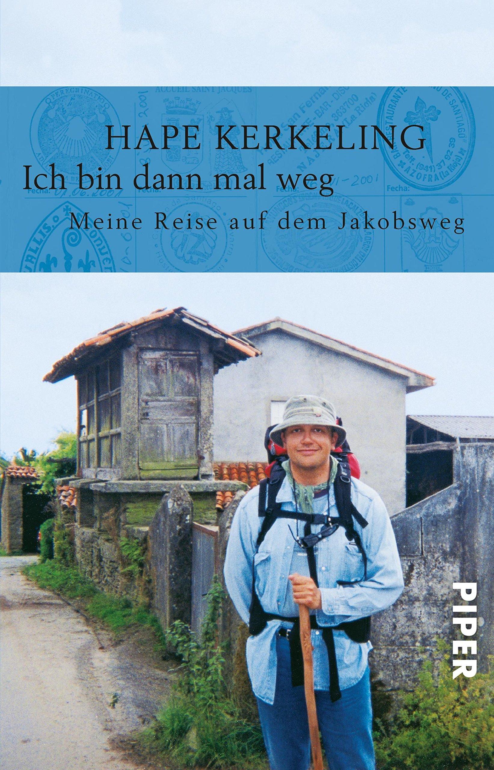 Ich bin dann mal weg: Meine Reise auf dem Jakobsweg Taschenbuch – 1. April 2009 Hape Kerkeling Piper Taschenbuch 3492251757 Reiseberichte / Europa