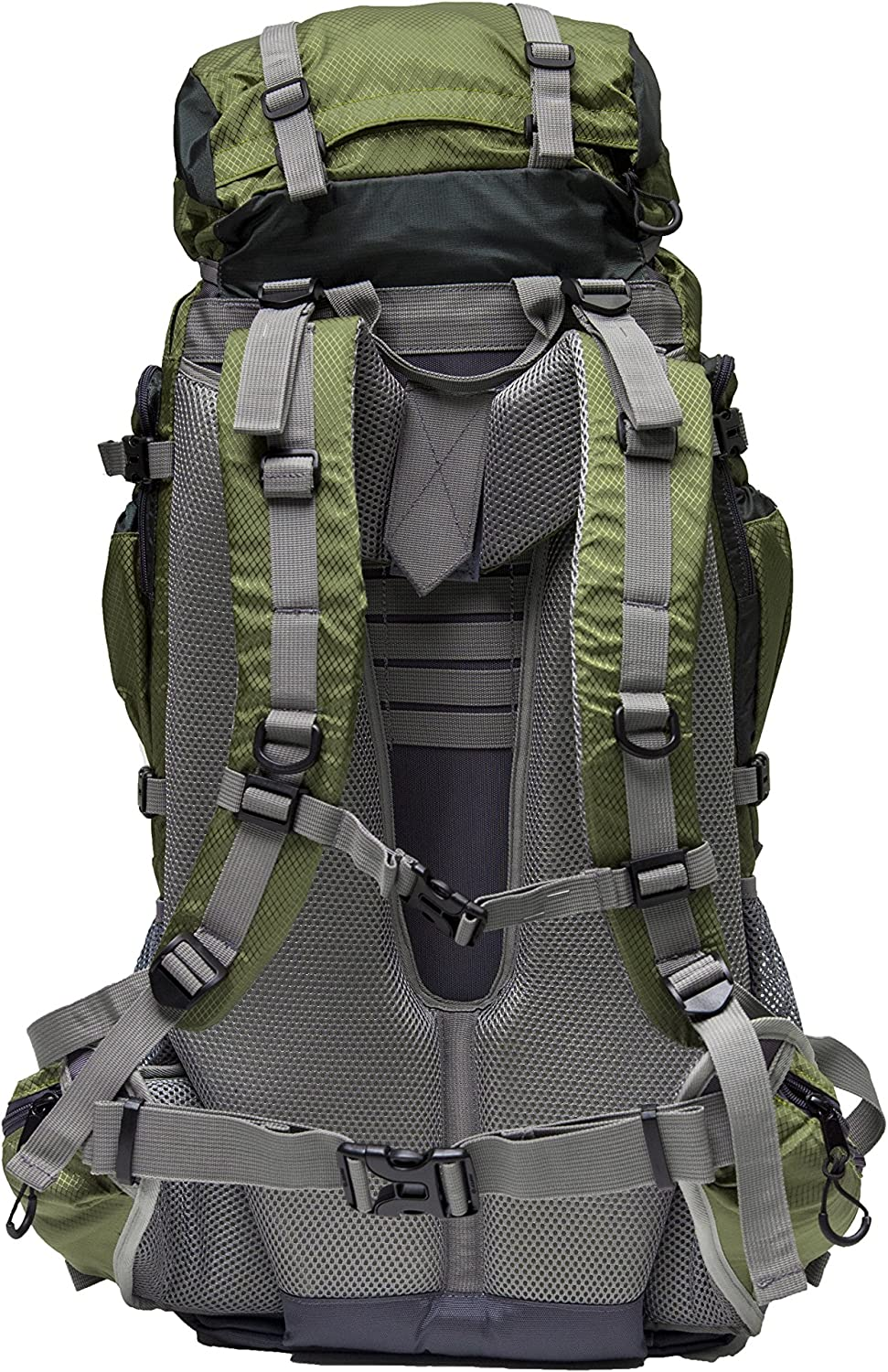 American Outback Glacier Internal Frame Hiking Backpack