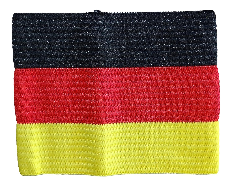 Spielführerbinde Deutschland Kapitänsbinde 2er Pack Palleon