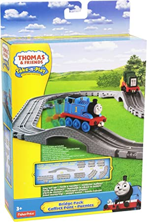 22 Rotaie Mattel Take n Play Special Track Pack
