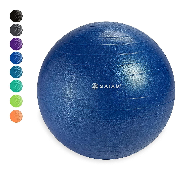 Buy Gaiam Classic Balance Ball Chair Ball Extra 52cm