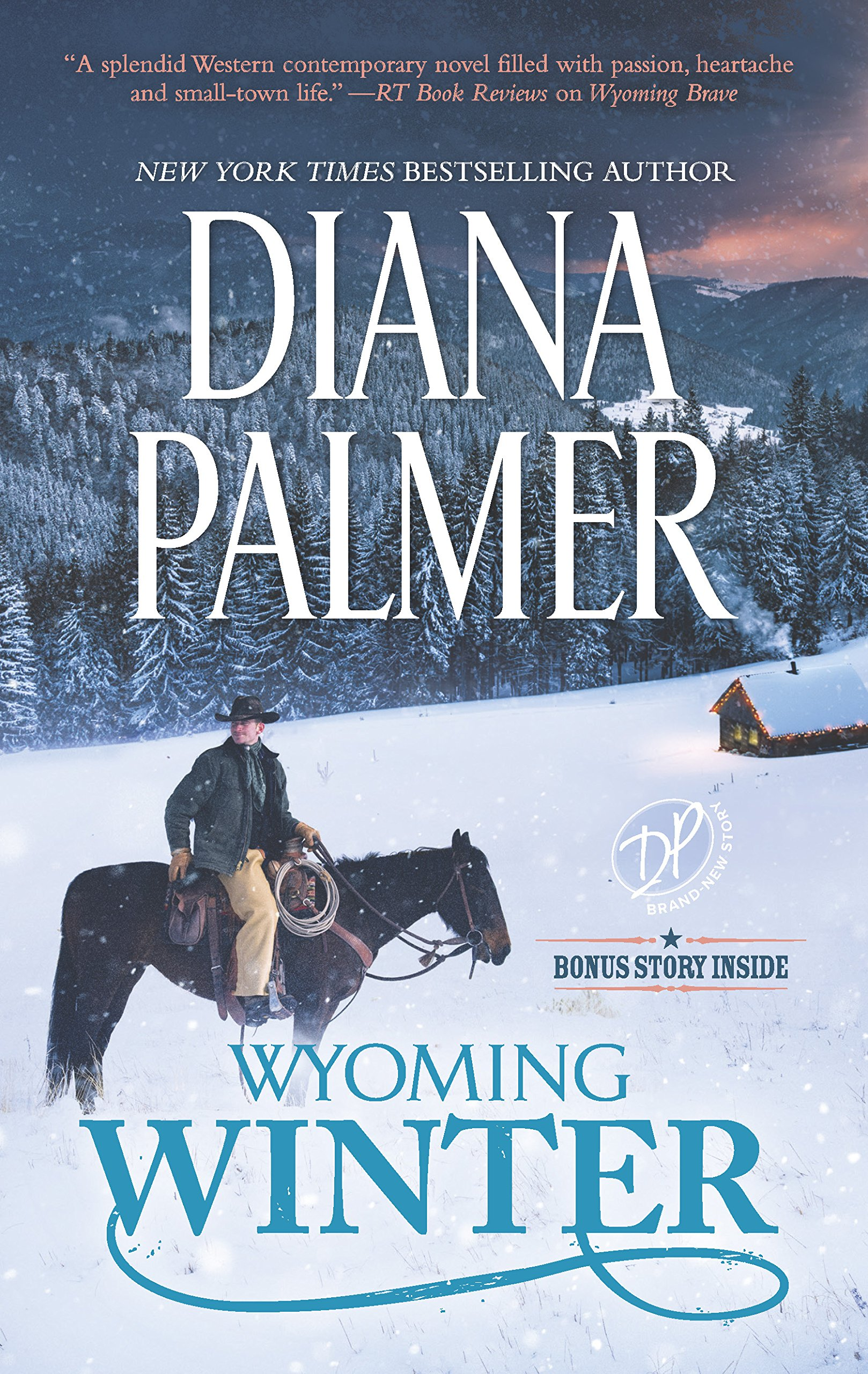 Download Wyoming Winter: A Small-Town Christmas Romance (Wyoming Men) pdf