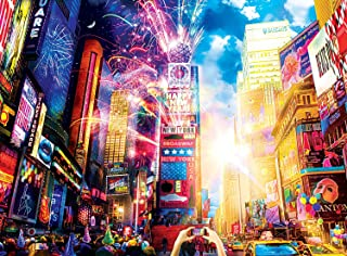 product image for Buffalo Games - Vibrant Times Square - 1000 Piece Jigsaw Puzzle