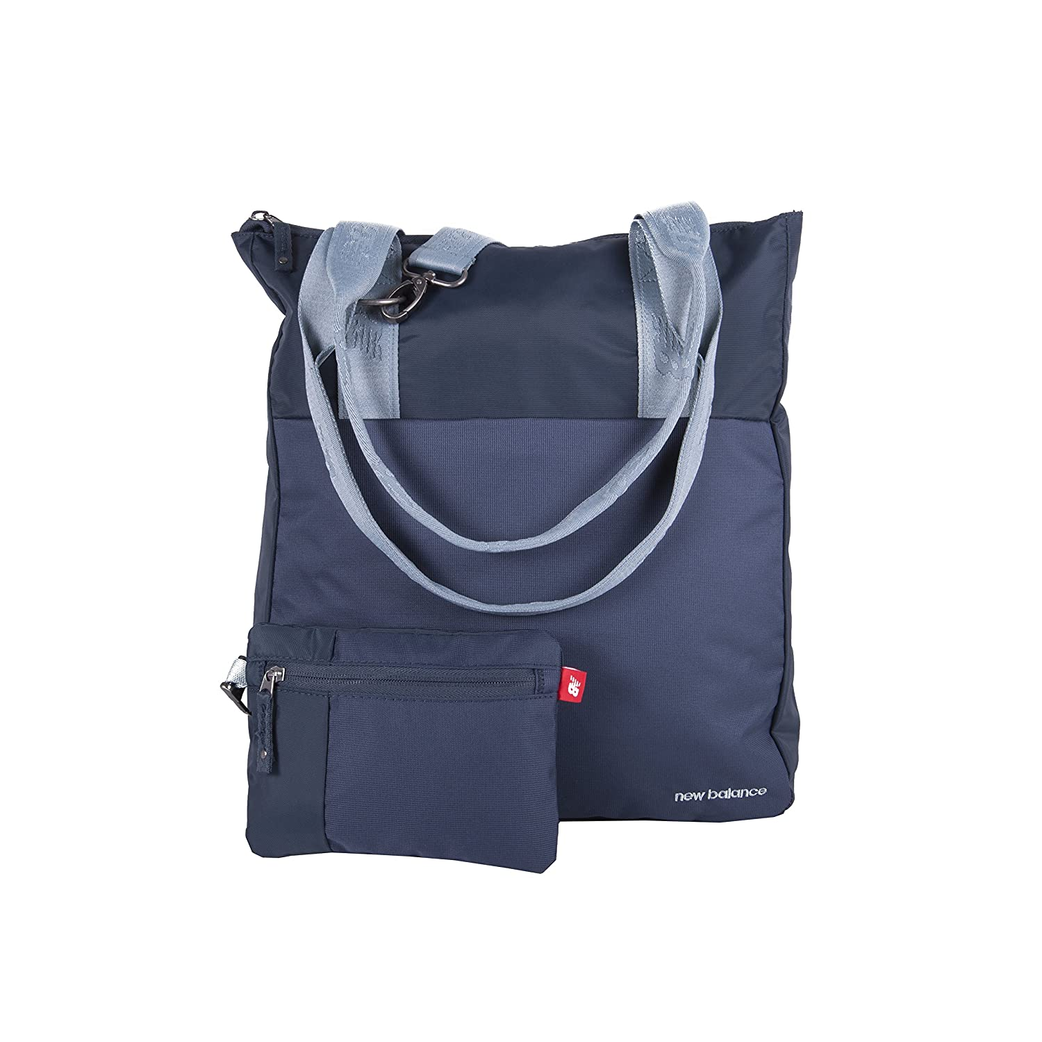 New Balance Unisex Lse Zip Pouch Tote Bag, Black, One Size  Amazon.co.uk   Sports   Outdoors bece7d2163