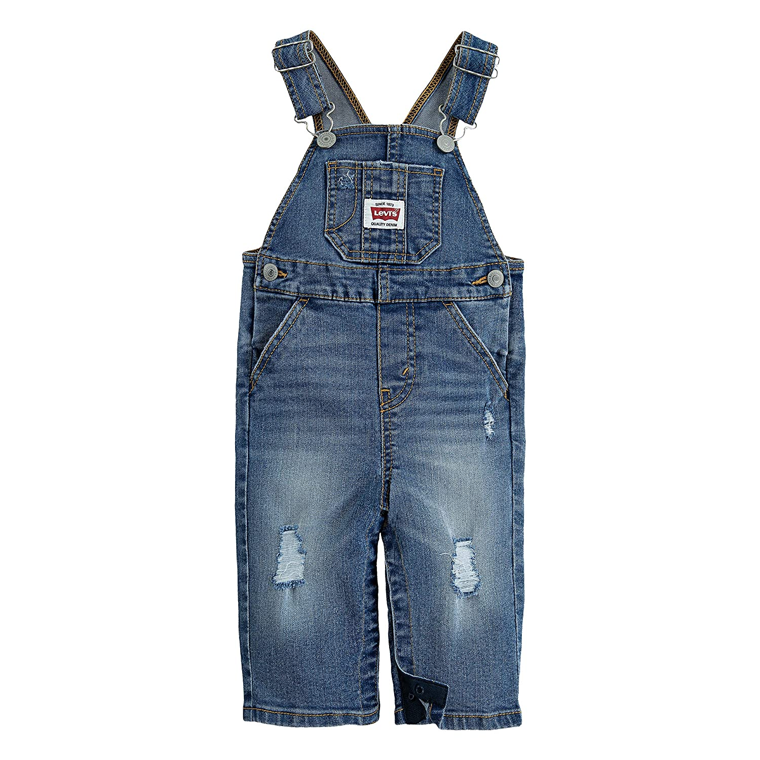 Amazon.com: Levis - Mono vaquero para niño: Clothing