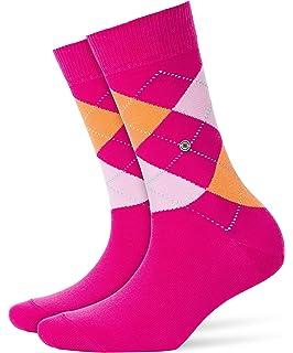 Burlington Damen Neon Camo Sh Socken