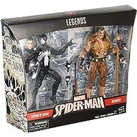 Marvel Figuras Spider-Man y Kraven, 6 Pulgadas , Pack of 2