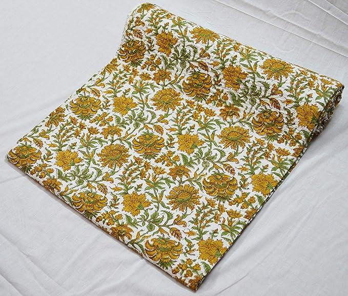 Details about  /Indian Handmade Black Color Queen Kantha Work Quilt Bedspread Blanket Throw Rali