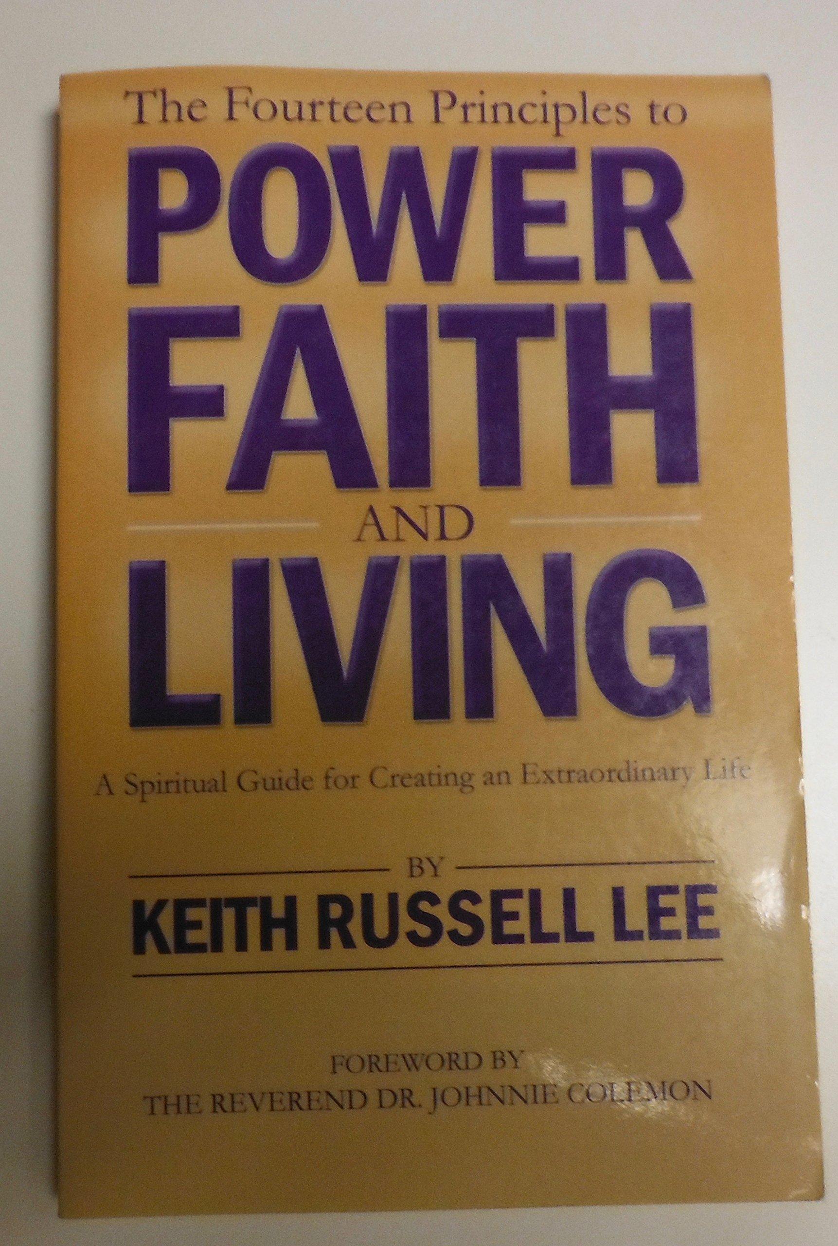 Read Online Power Faith and Living ebook