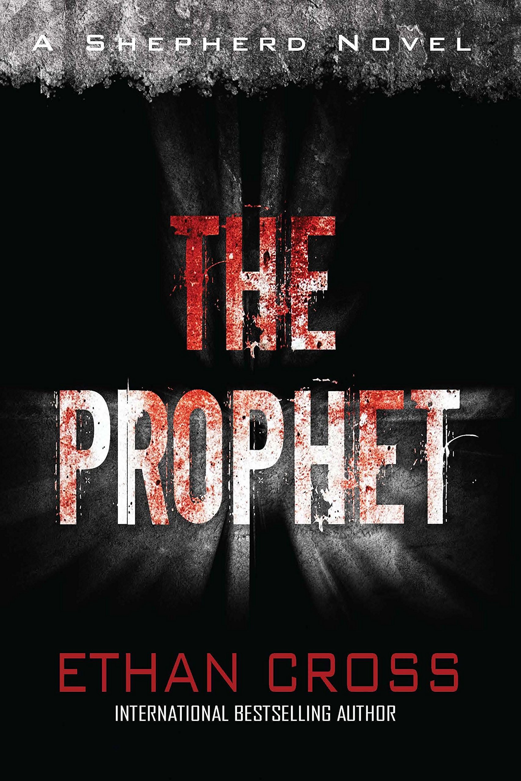 Prophet: Shepherd Thriller Book 2: Ethan Cross: 9781611880458: Amazon:  Books