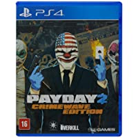 Payday Crimewave - PlayStation 4