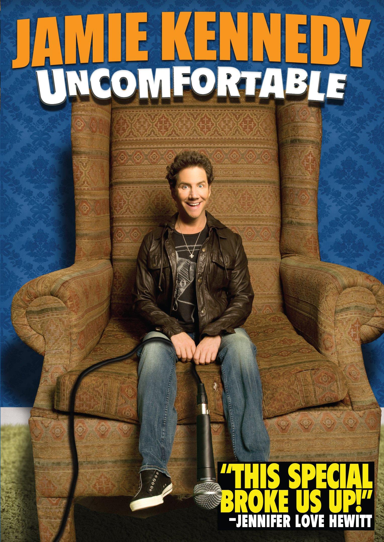DVD : Uncomfortable (Widescreen)