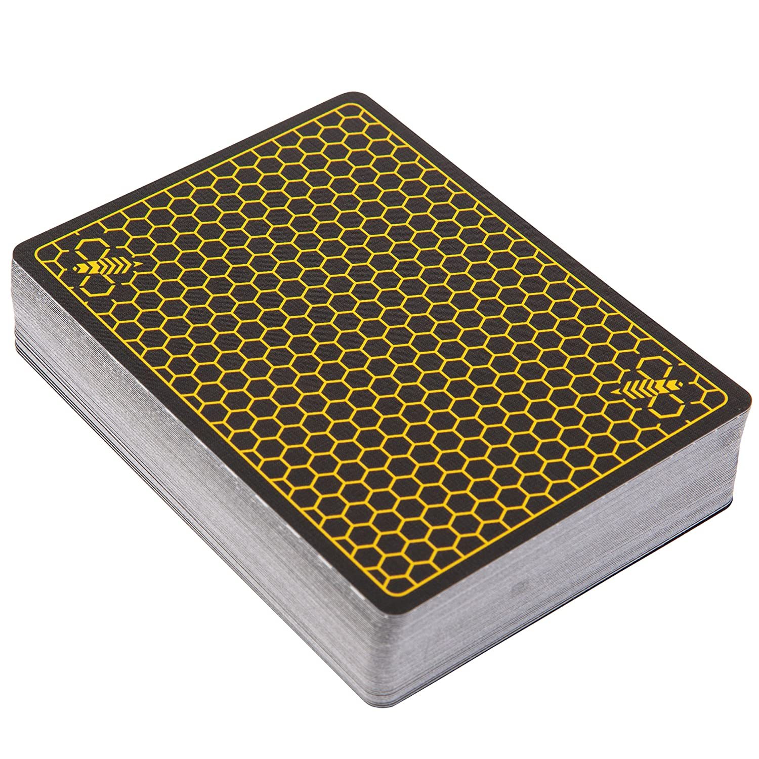 No Tuck Deck Boxless Ellusionist Killer Bees Reloads Playing Card Deck