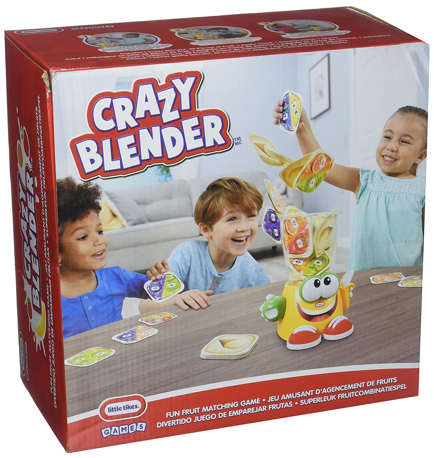 Little Tikes Crazy Blender Board Games