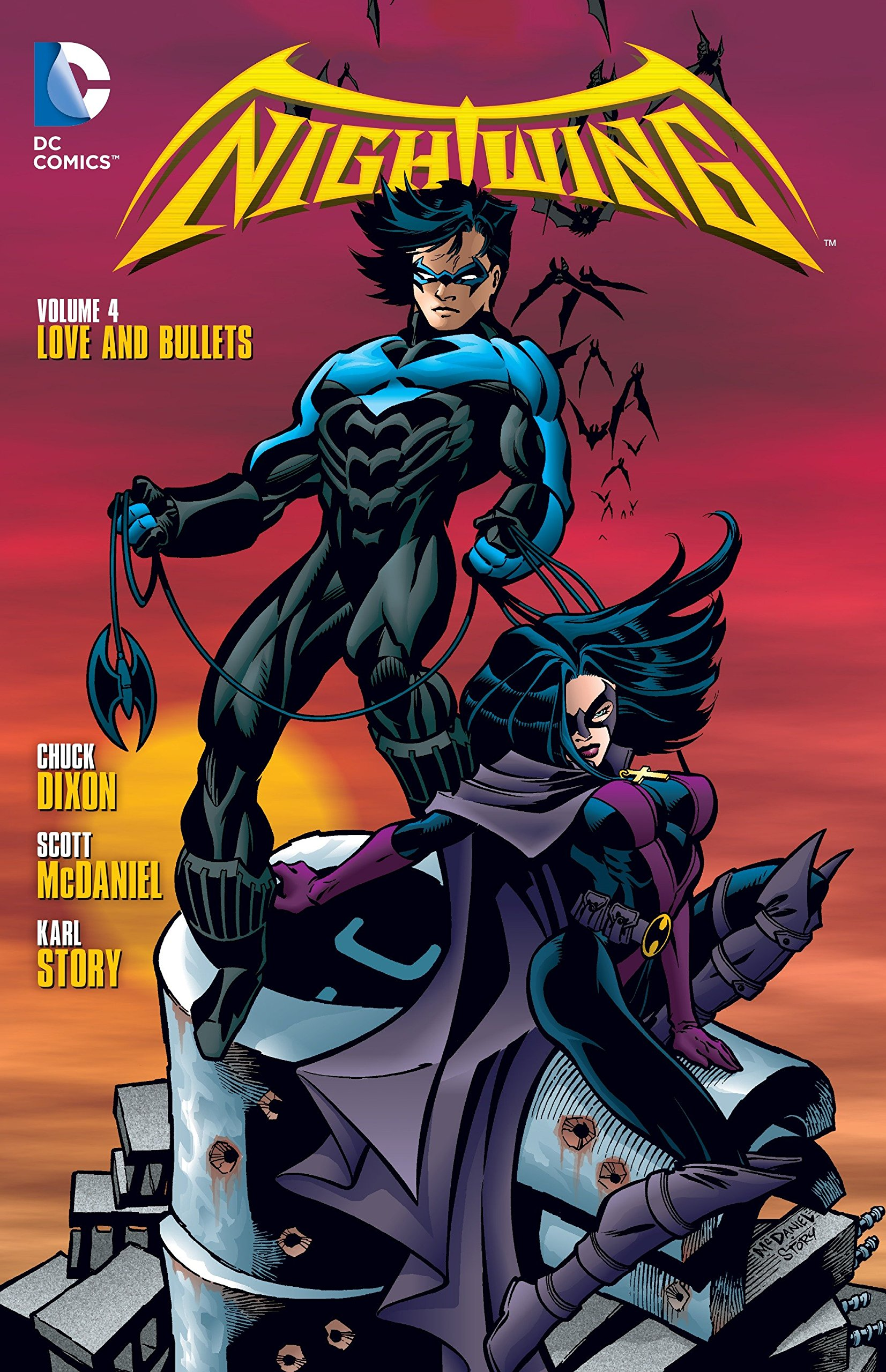 Nightwing Vol. 4: Love and Bullets by DC Comics