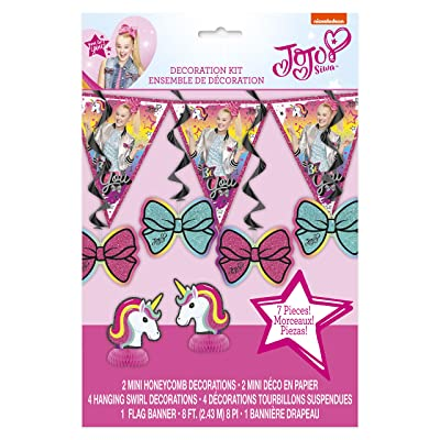 JoJo Siwa Party Decorating Kit: Toys & Games