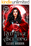Red Mage Ascending (Tournament of Mages Book 1)