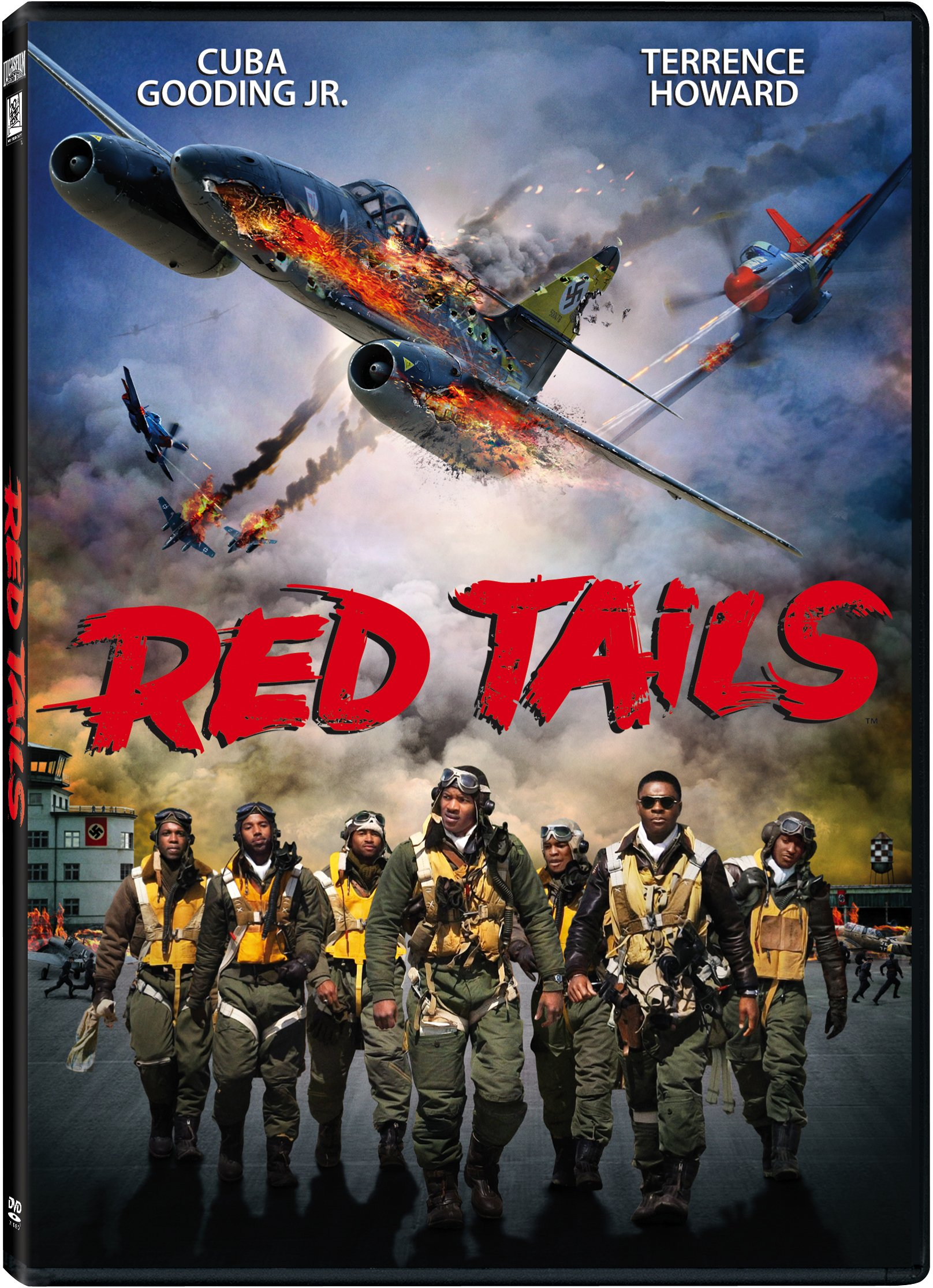 DVD : Red Tails (AC-3, Widescreen, , Dolby)