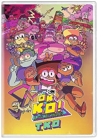 Cartoon Network: Ok Ko: LetS Be Heroes Edizione: Stati Uniti Italia DVD: Amazon.es: Cine y Series TV