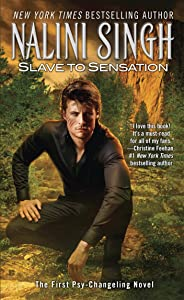 Slave to Sensation (Psy-Changelings, Book 1) (Psy/Changeling Series)
