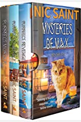 The Mysteries of Max: Books 1-3 (The Mysteries of Max Box Sets Book 1) Kindle Edition