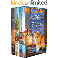 The Mysteries of Max: Books 1-3 (The Mysteries of Max Box Sets Book 1)