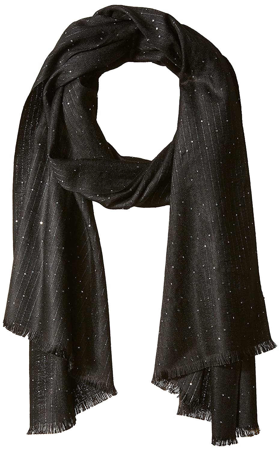 Calvin Klein Women's Mini Sequin Scarf Accessory