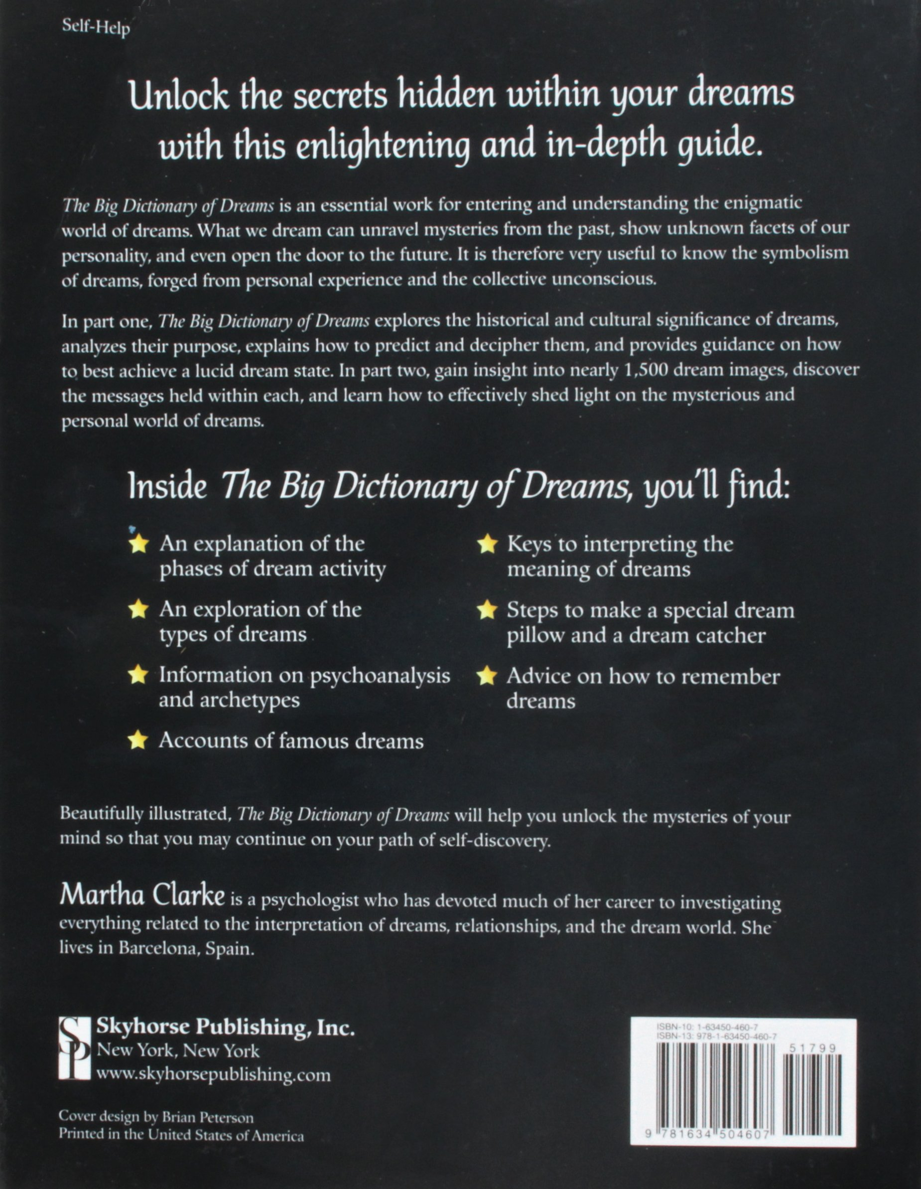 The Big Dictionary of Dreams: The Ultimate Resource for