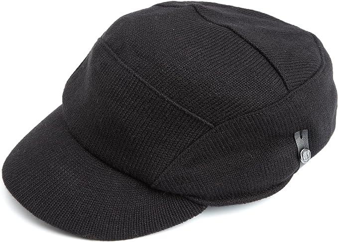 MEN/'S  HAT ** BLACK *** ONE SIZE *** NEW **