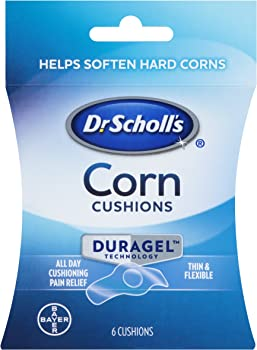 6-Count Dr.Scholl's Corn Cushion All-Day Pain Relief with Duragel Technology