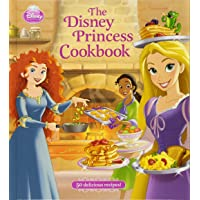 The Disney Princess Cookbook