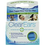 ClearEars® Water Removing Earplugs 10 Count