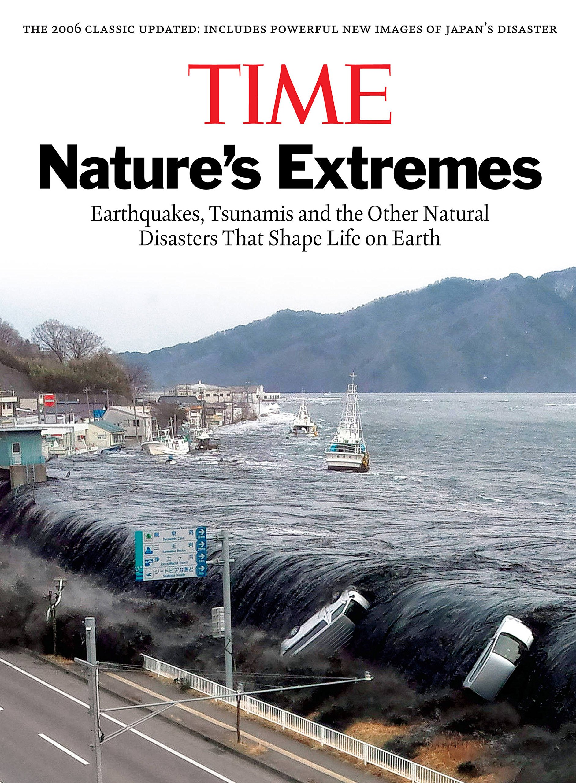 Download Time Nature's Extremes: Earthquakes, Tsunamis and the Other Natural Disasters That Shape Life on Earth PDF ePub fb2 book