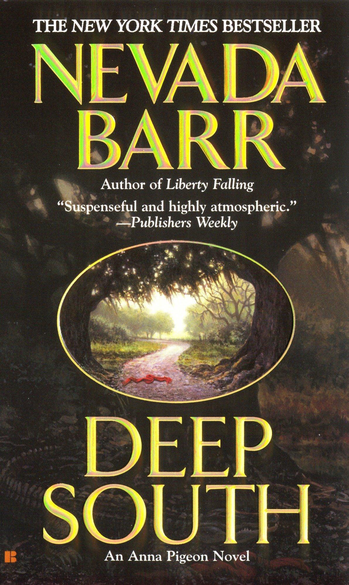 Download Deep South (An Anna Pigeon Novel) pdf