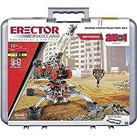 Meccano 25-In-1 Super Motorized Erector Construction Set