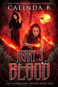 Heart's Blood (The Bloodstone Trilogy Book 2)