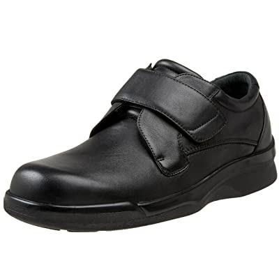 Apex Men's B3000 Bio Single Strap Oxford, Black, 9.5 XW US | Oxfords