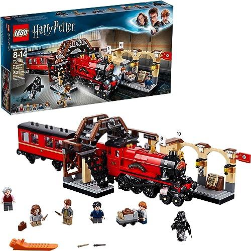 LEGO Harry Potter Hogwarts Express 75955 Toy Train Set